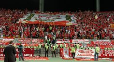 ISTANBUL, TURKEY - WEDNESDAY, MAY 25th, 2005: Liverpool's xxxx and AC Milan's xxxx during the UEFA Champions League Final at the Ataturk Olympic Stadium, Istanbul. (Pic by Colin Lane/Propaganda)     #Champions