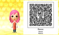 Reese- ACNL