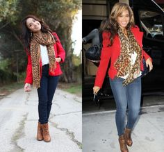 Beyonce Look I want a red blazer Fall Outfits, Casual Outfits, Cute Outfits, Fashion Outfits, Blazer Outfits, Curvy Fashion, Love Fashion, Fashion Beauty, Petite Fashion