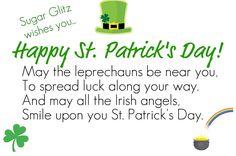 Happy St.Patrick's Day-Celebrate!!
