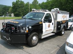 Jersey City Police, New Jersey - ESU 2006 Ford F-550 Diesel