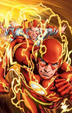 Dc Speedsters, New 52, The Flash, Just For Fun, Twitter, Comic Art, Deadpool, Star Wars, Princess Zelda