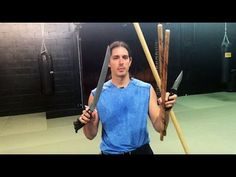 Kali Stick Drill Works ALL WEAPONS Including Empty Hands - AMAZING Filipino Martial Arts! - YouTube