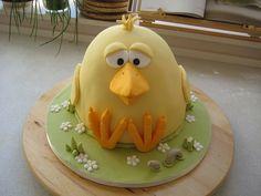 Easter cake by Lomfise, via Flickr