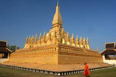 Pha That Luang - Laos