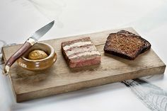 Terrine at Djuret, Stockholm.  This place is a Carnivores dream.