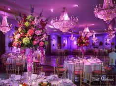 table centerpieces rockleigh country club amaryllis decorators northvale new jersey