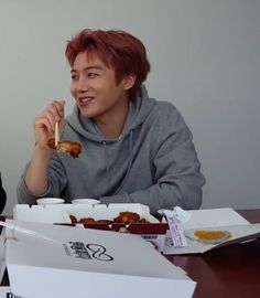 A snack. The chicken looks good too