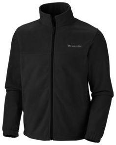 Black - 3XT                                                  Men's Steens Mountain™ Full Zip Fleece 2.0 — Big