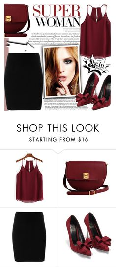 """""""Sheinside Contest"""" by natasa-topalovic ❤ liked on Polyvore featuring The Code and T By Alexander Wang"""