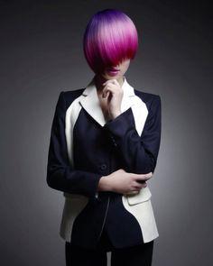 Colour: Makoto Iwaya(TONI&GUY JAPAN)