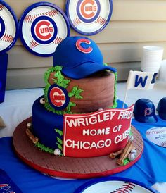 Birthday cake chicago bakery