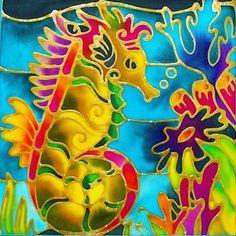 One Design - Sea Horse