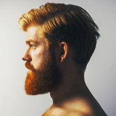 """mrbeardco: """" Here's another fucking awesome side beard. Beard belongs to /u/Trazan #beard #beards #fullbeard #beardexcellent #bearded #barba #pogonophile #trimdontshave """""""