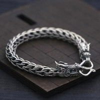 Mens Sterling Silver Jewelry: buy fashionable & stylish cheap mens silver jewelry including rings, bracelets, necklaces & chains made of 925 sterling silver. Mens Silver Jewelry, Mens Silver Necklace, Silver Bracelets, Bracelets For Men, Fashion Bracelets, Bracelet Men, Silver Ring, Silver Earrings, Man Jewelry