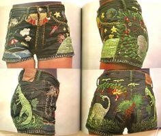 Holy shit balls dinosaur shorts.  Gimmie - HOLY CRAP @Jessi Kaderka