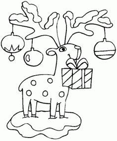Ανθομέλι: Χρωμοσελίδες με θέμα τα Χριστούγεννα