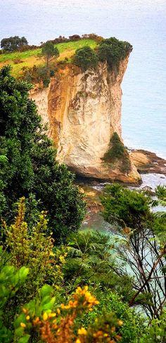 Coromandel Peninsula and Cathedral Cove - New Zealand The Beautiful Country, Beautiful World, Beautiful Places, Travel Pics, Travel Pictures, Hobbit Land, Kiwiana, Tonga, Bougainvillea