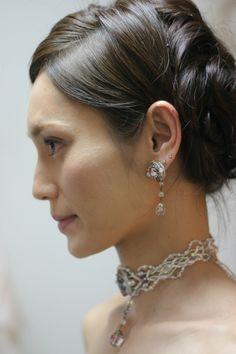 Ms.Kazuko.Y. Style 2 - ウェディングドレスレンタル・オーダーSiesta スマートフォンサイト