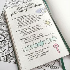 I'm breaking down my daily planning routine for you step by step today!: