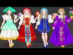 221216 Barbie games Barbie Russian Doll Fashion Games For Girls, Barbie Games, Aurora Sleeping Beauty, Youtube, Dolls, Disney Princess, Video, Disney Characters, Baby Dolls