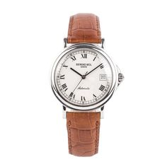 91adef48f3e Pre-Owned Raymond Weil Tradition Collection Timepiece
