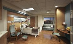 191 best patient rooms images on pinterest healthcare - University of maryland interior design ...
