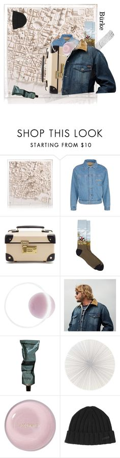 """For Bürke"" by n3utr0n-5tar ❤ liked on Polyvore featuring Chisel & Mouse, Opening Ceremony, Globe-Trotter, Corgi, Billabong, Aesop, Tisch New York, Connor, Dsquared2 and men's fashion"