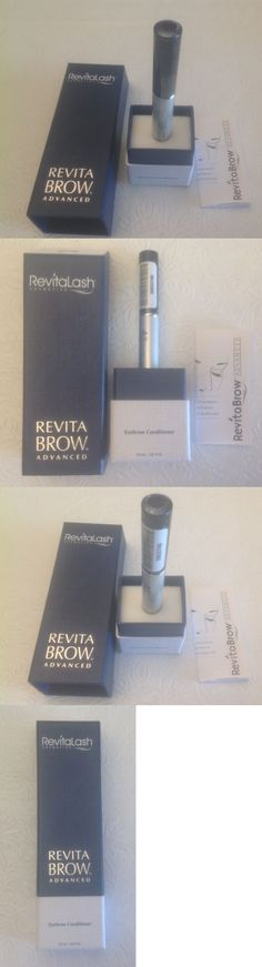 Lash Growth and Conditioner: New Sealed Revitalash Revitabrow Advanced Eyebrow Conditioner In Box 3.0Ml .101 -> BUY IT NOW ONLY: $48.95 on eBay!