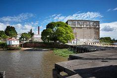 El Paisaje Cultural Industrial Fray Bentos, en Uruguay, incluido en la lista del Patrimonio de la Humanidad de la UNESCO: http://www.guiarte.com/noticias/paisaje-industrial-fray-bentos.html