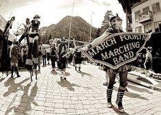 Love these guys! Seeing them @FloydFest this year: March Fourth Marching Band #Portland #KeepPortlandWeird