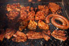 Posts about Braai on van Vuuren Media Tandoori Chicken, Ethnic Recipes, Food, Meals, Yemek, Eten