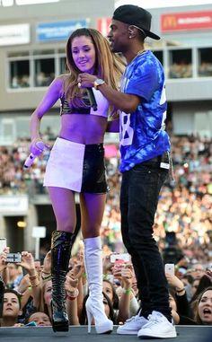 Big Sean & Ariana Grande are dating