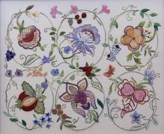 Image result for victorian embroidery designs