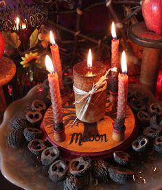 slechtain-saire:    Mabon Mini Sabbat kitBy:Vermorlianon Etsy