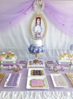 Sofia the First Birthday Party Ideas & 304 best Sofia the First Party Ideas images on Pinterest ...