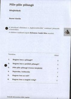 C1-13 - Pille-pille pillangó (verses kézjáték) - Angela Lakatos - Picasa Webalbumok Verses, Album, Picasa, Scriptures, Lyrics, Poems, Card Book