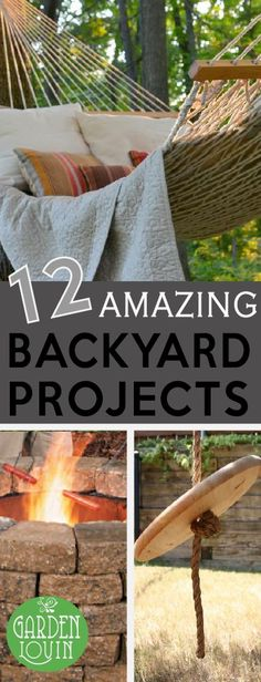 Backyard projects th