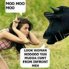 Moo yuh ass
