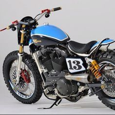 Flat tracker #motorcycle