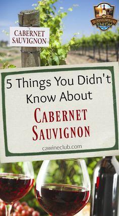Cabernet Sauvignon has become more popular in the last few decades. Here are a…