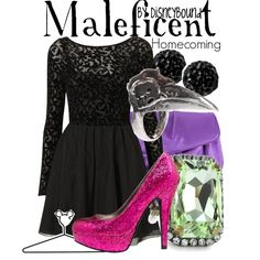 """Maleficent"" by lalakay on Polyvore"