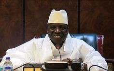 Gambia accuses Jammeh of plotting to use Nigerian lawyers to remain in office