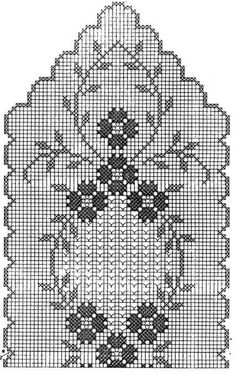 World crochet: Tablecloth 91 Crochet Art, Crochet Home, Thread Crochet, Crochet Motif, Vintage Crochet, Crochet Designs, Crochet Doilies, Crochet Stitches, Filet Crochet Charts