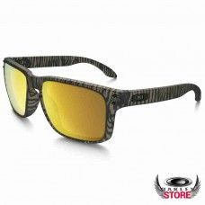 c09ba07515 Fake Oakley Holbrook Sunglasses Matte Sepia   24k Iridium