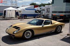 Lamborghini Miura SV by Raptor-AM, via Flickr