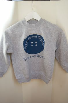 sweatshirt for kids by My personal kigdom.