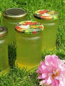 Tradycyjna kuchnia Kasi: Cytrusowy syrop z kwiatów czarnego bzu Drink Bottles, Mason Jars, Food And Drink, Drinks, Diy, Medicinal Plants, Marmalade, Spreads, Drinking