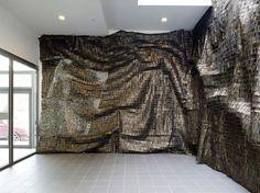 El Anatsui - Jack Shainman Gallery