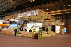 #IllesBalears #stand at #FITUR2016